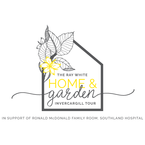 The Ray White - Home & Garden Logo